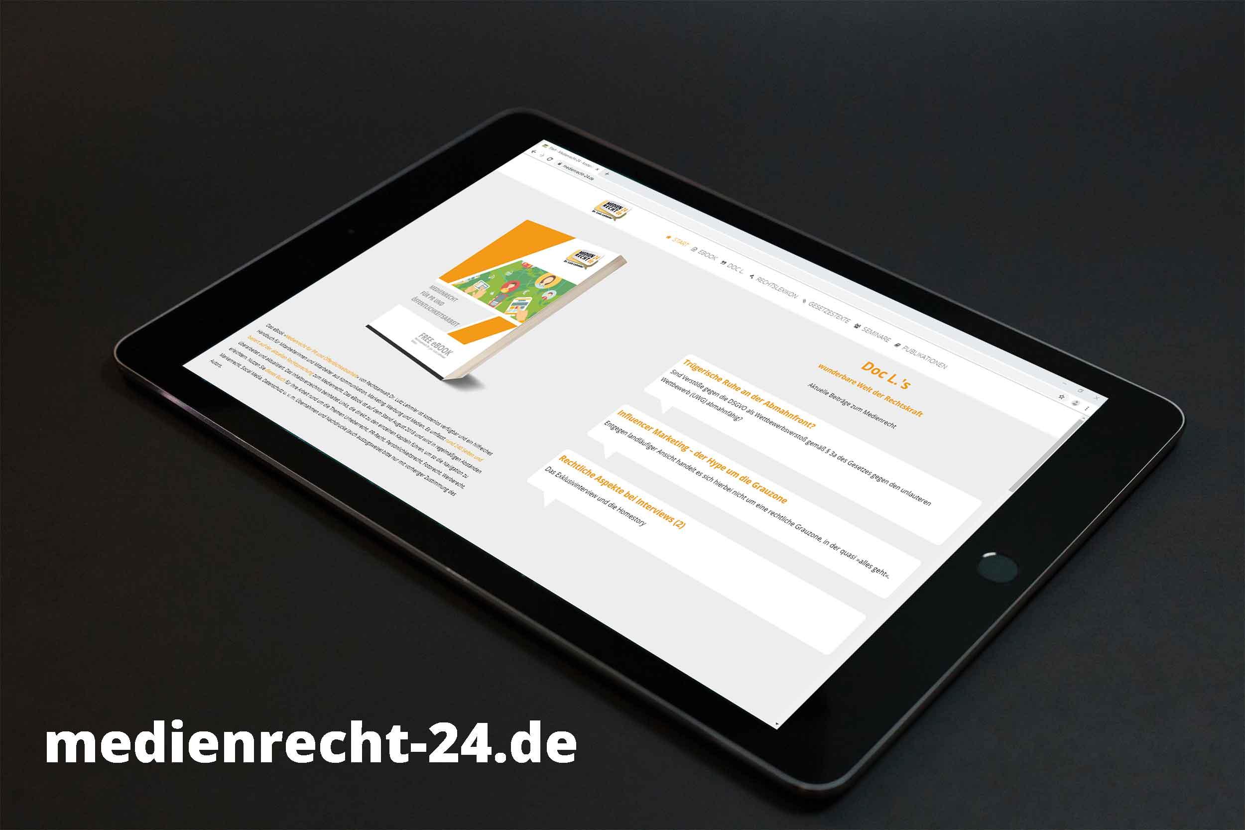 Medienrecht-24.de